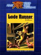 Jaquette de Lode Runner Atari 8-Bit