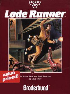 Jaquette de Lode Runner Atari ST