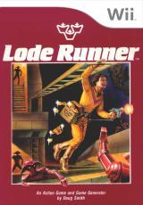 Jaquette de Lode Runner Wii