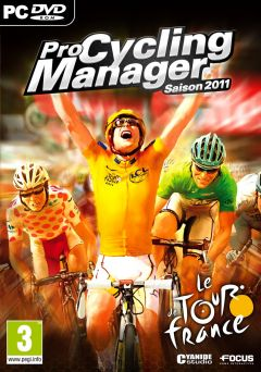 Jaquette de Pro Cycling Manager Saison 2011 : Le Tour de France PC