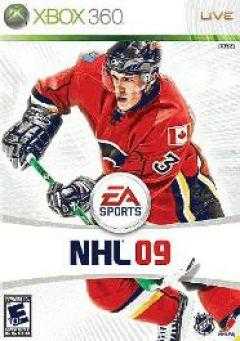 Jaquette de NHL 09 Xbox 360
