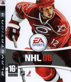 Jaquette de NHL 08 PlayStation 3