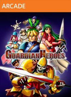 Jaquette de Guardian Heroes Xbox 360