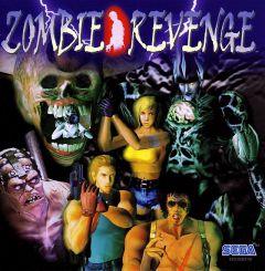 Jaquette de Zombie Revenge Dreamcast