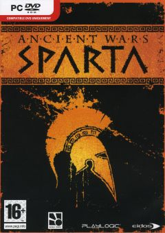 Jaquette de Ancient Wars : Sparta PC