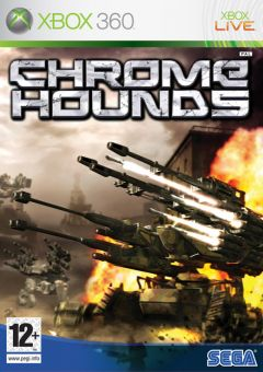 Jaquette de Chromehounds Xbox 360