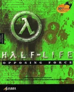 Jaquette de Half-Life : Opposing Force PC