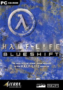 Jaquette de Half-Life : Blue Shift PC