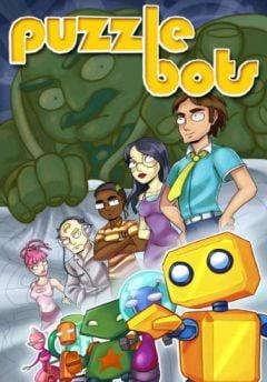 Jaquette de Puzzle Bots PC