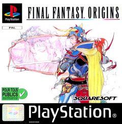 Jaquette de Final Fantasy Origins PlayStation