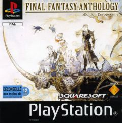 Jaquette de Final Fantasy Anthology PlayStation