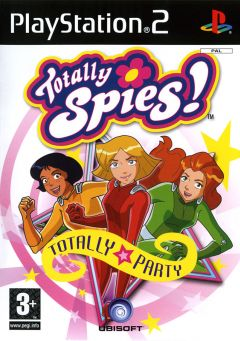 Jaquette de Totally Spies ! : Totally Party PlayStation 2