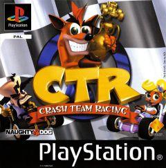 Jaquette de Crash Team Racing PlayStation