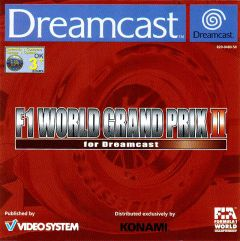 Jaquette de F-1 World Grand Prix II Dreamcast