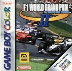 Jaquette de F-1 World Grand Prix II Game Boy Color