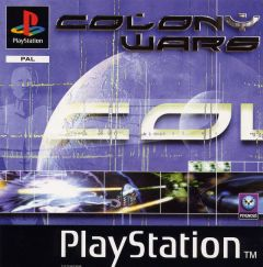 Jaquette de Colony Wars PlayStation