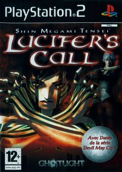 Jaquette de Shin Megami Tensei : Lucifer's Call PlayStation 2