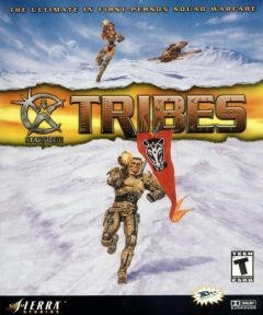 Jaquette de Tribes PC