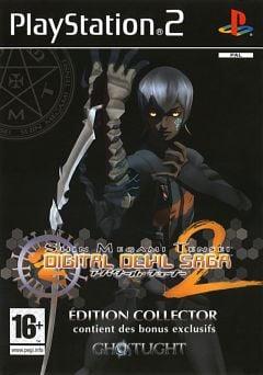 Jaquette de Shin Megami Tensei : Digital Devil Saga 2 PlayStation 2