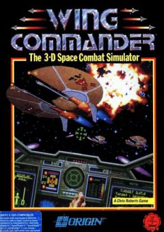 Jaquette de Wing Commander PC