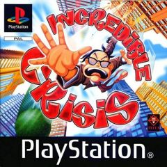 Jaquette de Incredible Crisis PlayStation