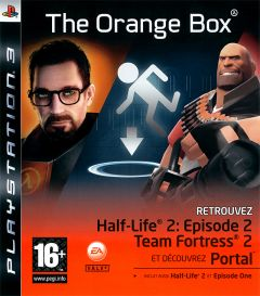 Jaquette de The Orange Box PlayStation 3