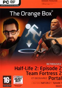 Jaquette de The Orange Box PC