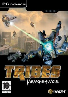 Jaquette de Tribes : Vengeance PC