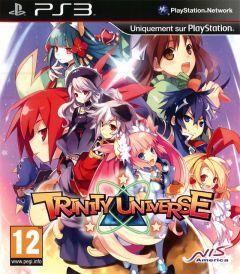Jaquette de Trinity Universe PlayStation 3
