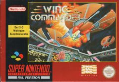 Jaquette de Wing Commander Super NES