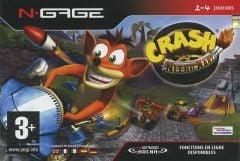 Jaquette de Crash Nitro Kart N-Gage
