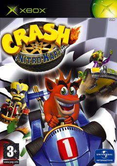 Jaquette de Crash Nitro Kart Xbox