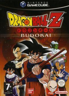 Jaquette de Dragon Ball Z : Budokai GameCube