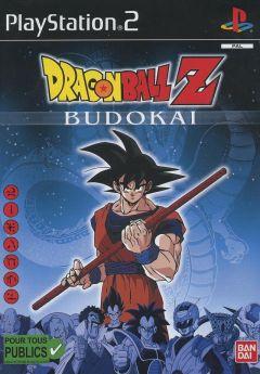 Jaquette de Dragon Ball Z : Budokai PlayStation 2
