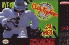 Jaquette de ClayFighter : Tournament Edition Super NES