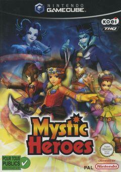 Jaquette de Mystic Heroes GameCube
