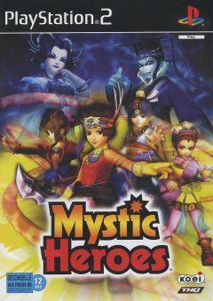 Jaquette de Mystic Heroes PlayStation 2