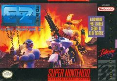 Jaquette de Clayfighter 2 : Judgement Clay Super NES