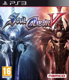 Jaquette de SoulCalibur V PlayStation 3