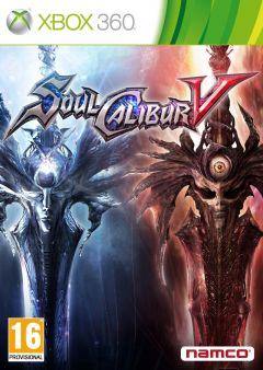 Jaquette de SoulCalibur V Xbox 360