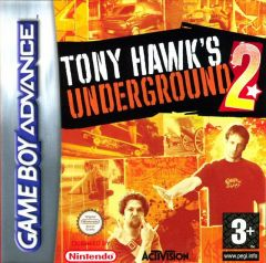 Jaquette de Tony Hawk's Underground 2 Game Boy Advance