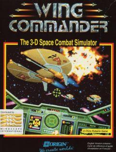 Jaquette de Wing Commander Amiga