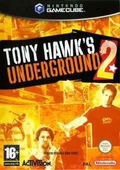 Jaquette de Tony Hawk's Underground 2 GameCube