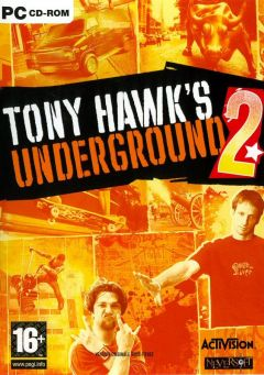 Jaquette de Tony Hawk's Underground 2 PC