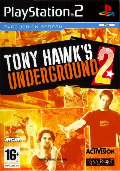 Jaquette de Tony Hawk's Underground 2 PlayStation 2