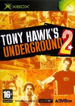 Jaquette de Tony Hawk's Underground 2 Xbox