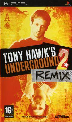 Jaquette de Tony Hawk's Underground 2 Remix PSP