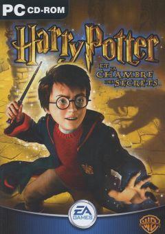 Jaquette de Harry Potter et la Chambre des Secrets PC