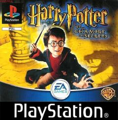 Jaquette de Harry Potter et la Chambre des Secrets PlayStation