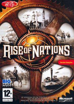 Jaquette de Rise of Legends PC